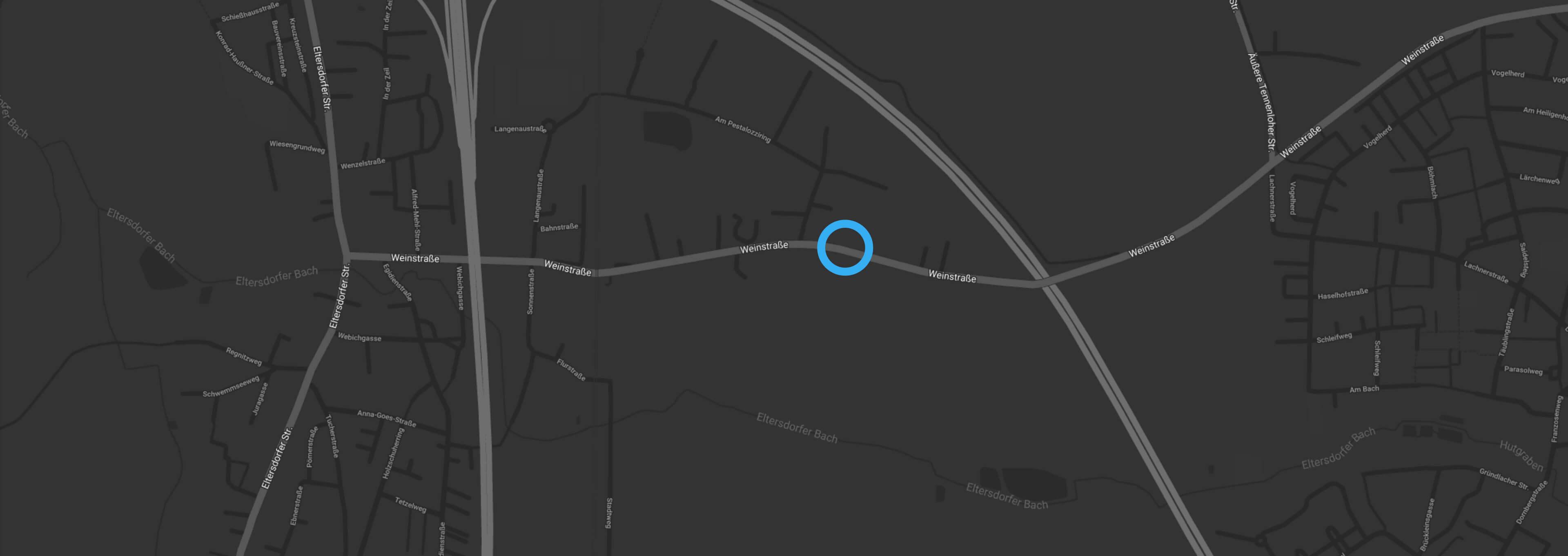 Standort von DEFACTO auf der Karte