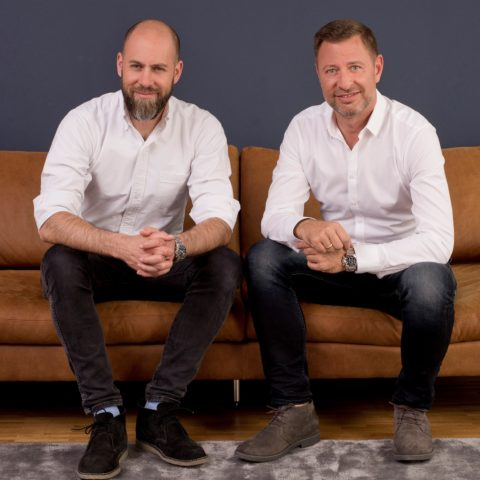 Martin Grass und Marcus Wailersbacher DEFACTO