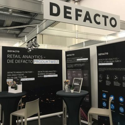 DEFACTO auf der Research and Results