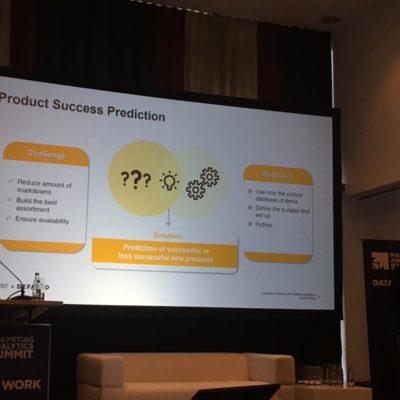 Esprit und DEFACTO auf dem Marketing Analytics Summit