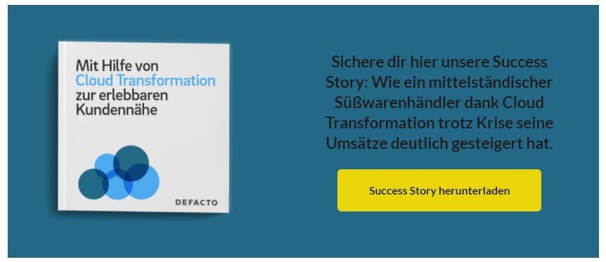 Cloud Transformation - Success Story