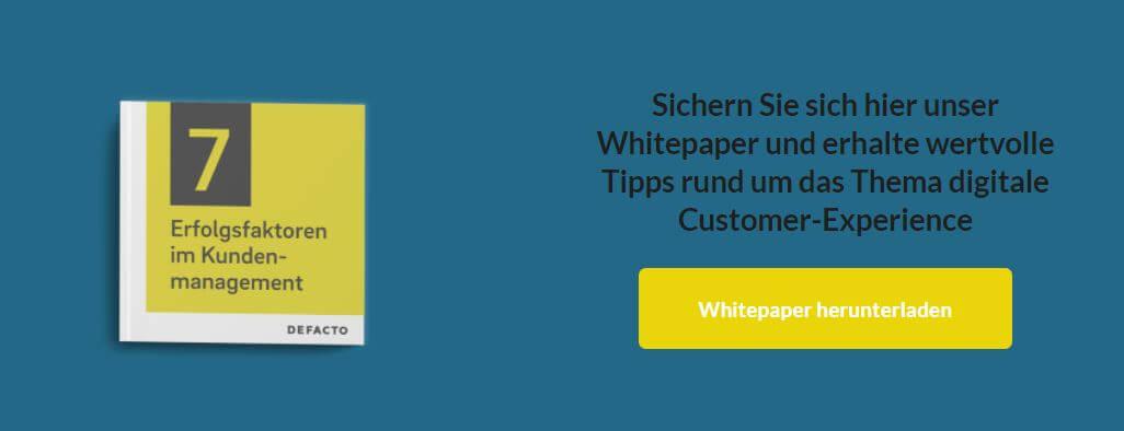 Whitepaper Kundenmanagement