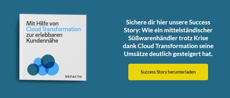 Cloud Transformation Kundennähe