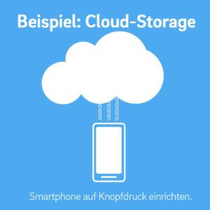 beispiel cloud storage